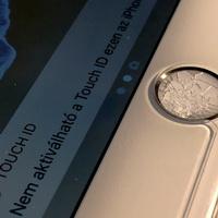 iphone 6 kijelző csere home gomb törött