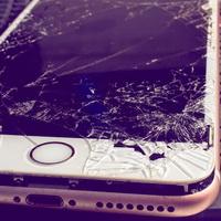iphone 6 kijelző csere törött